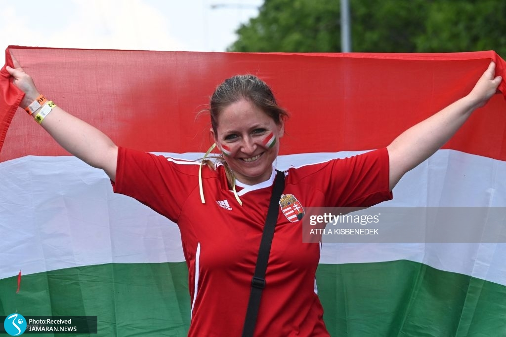 یورو ۲۰۲۰ - تیم فوتبال فرانسه و مجارستان