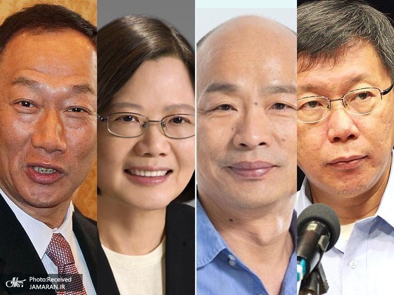 انتخابات 2020 تایوان
