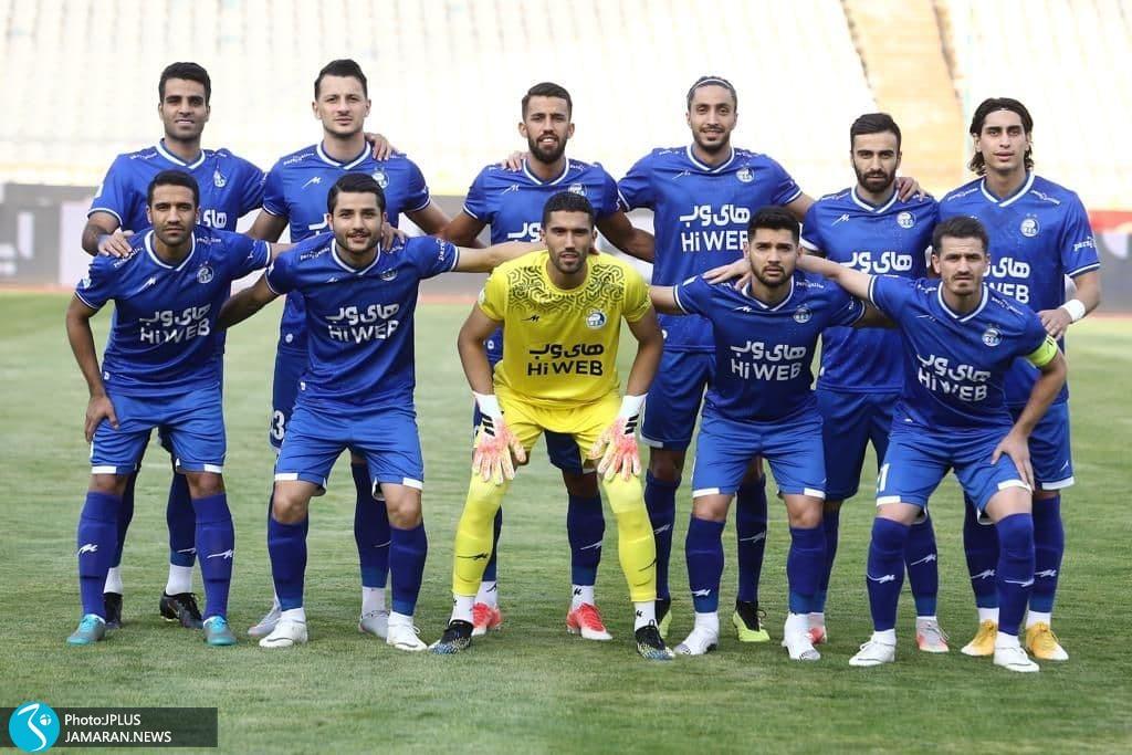 لیگ برتر فوتبال  استقلال و شهرخودرو