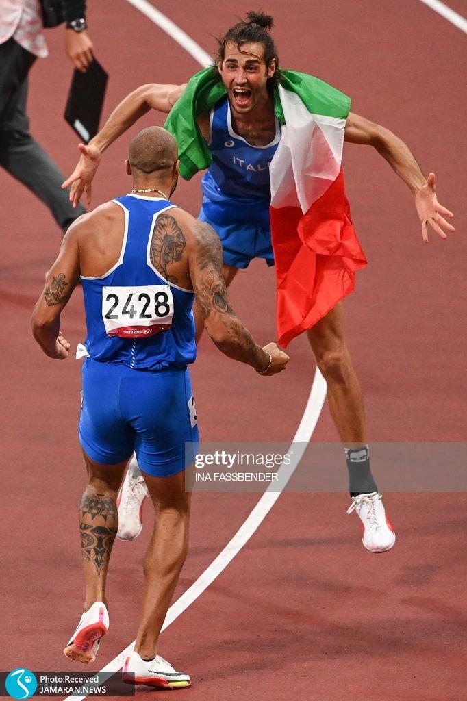 تصاویر منتخب المپیکی روز دهم