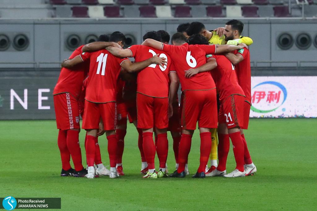 تیم ملی فوتبال ایران عراق مقدماتی جام جهانی
