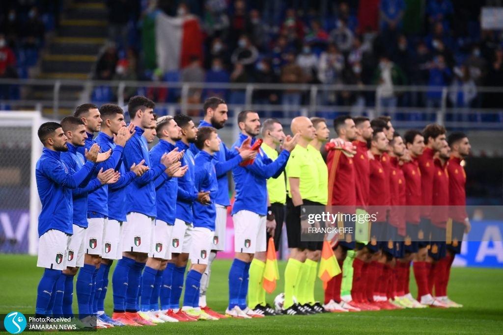 ایتالیا اسپانیا