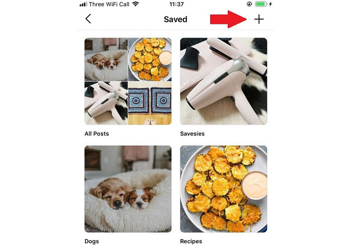 arrange-your-saved-items-into-collection-folders