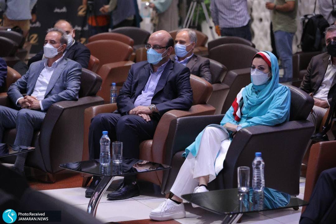 بی سلیقگی محض در لباس ورزشکاران ایران در المپیک+عکس