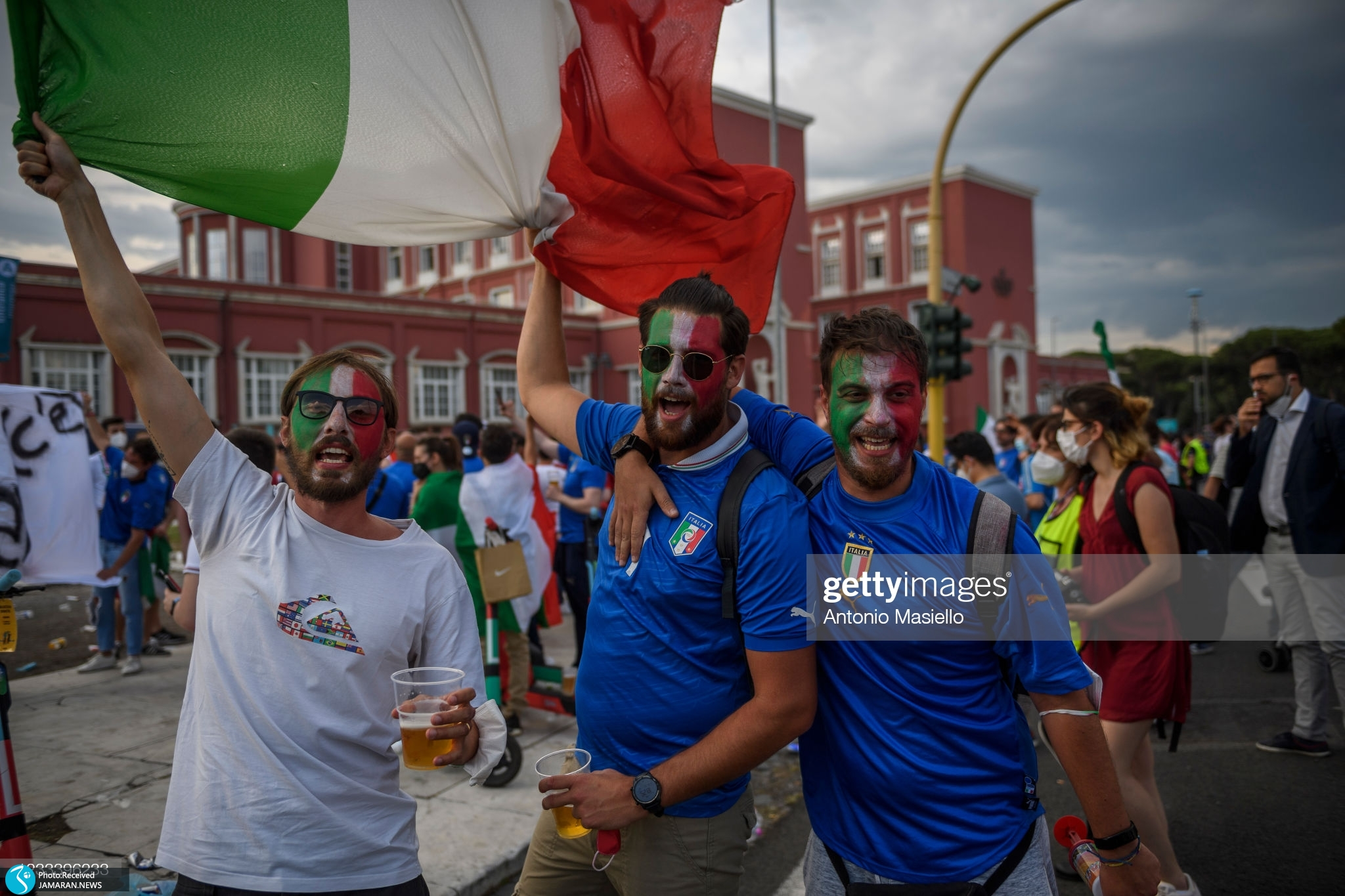 یورو ۲۰۲۰ ایتالیا ترکیه