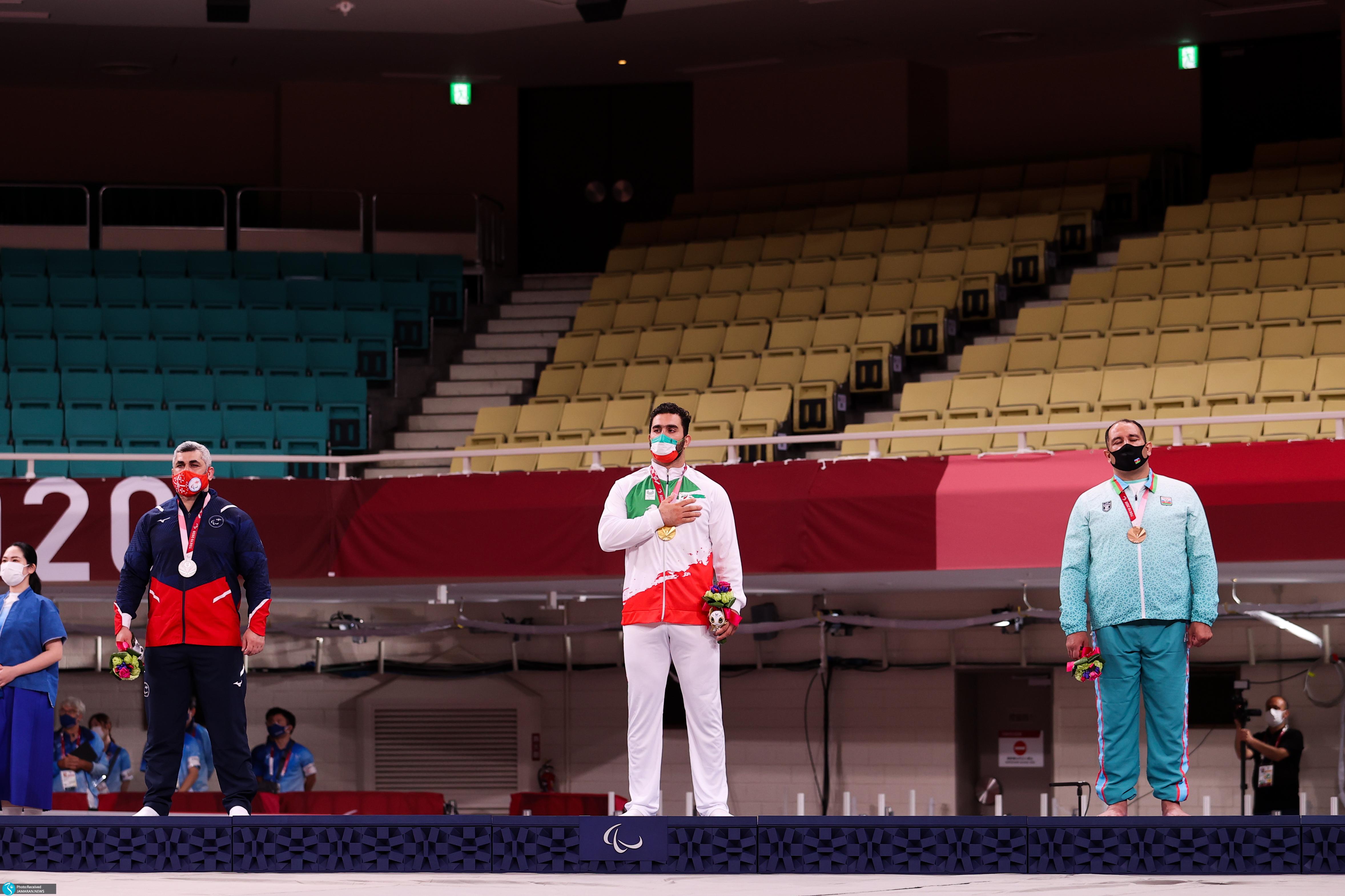 جودو پارالمپیک 2020 - محمدرضا خیرالله زاده