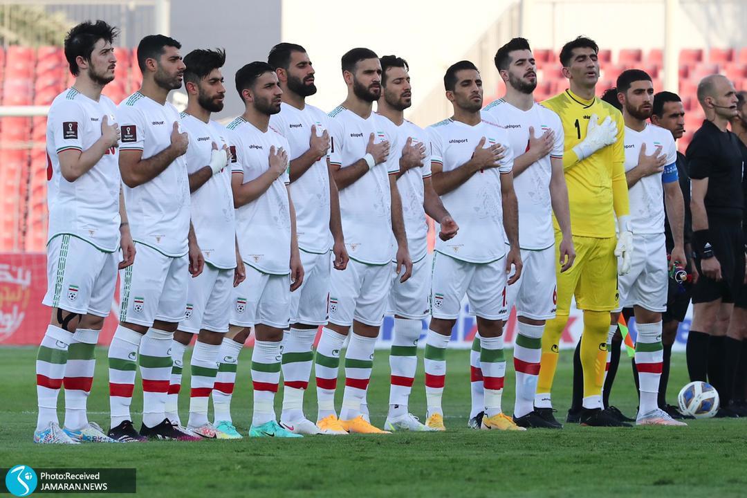 تیم ملی فوتبال ایران - ایران و هنگ کنگ