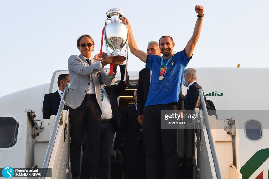 بازگشت ایتالیایی ها
