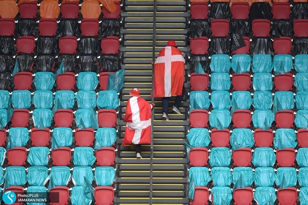 یورو 2020 / ولز و دانمارک