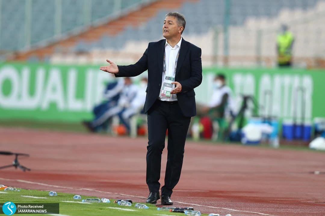 انتخابی جام جهانی 2022 -تیم ملی ایران - تیم ملی کره