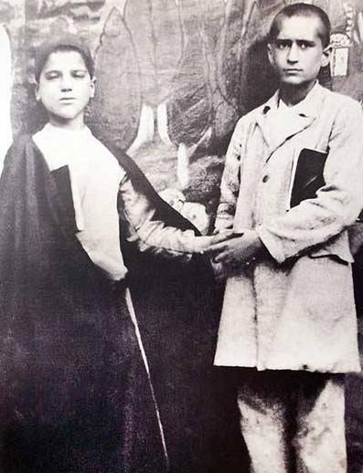روحالله+خمینی+در+کودکی