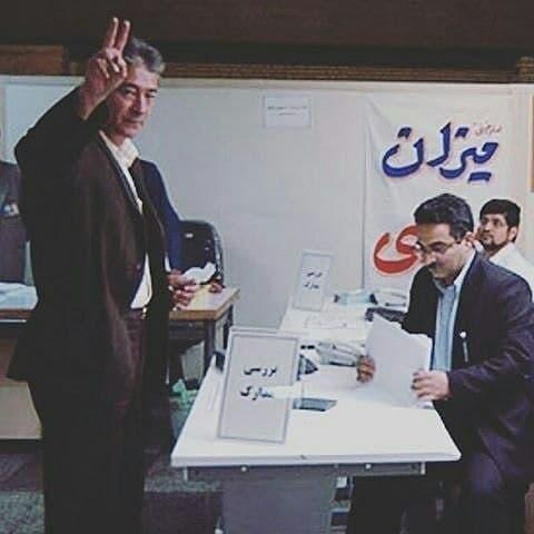 ناصر حجازی در انتخابات رایست جمهوری