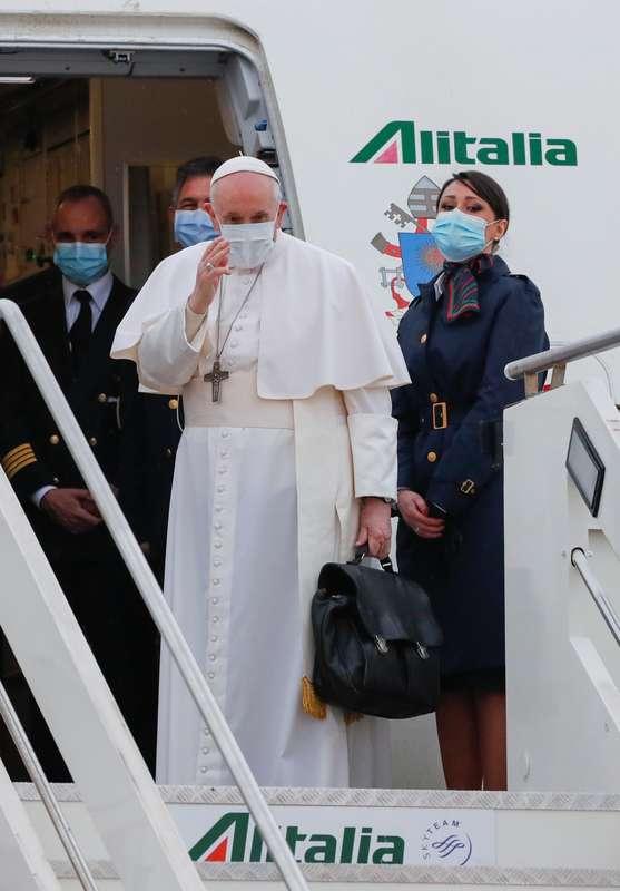 کیف پاپ فرانسیس (1)