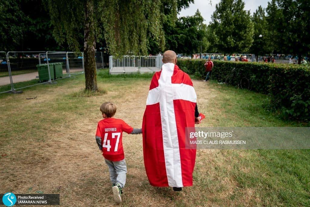 یورو 2020 - تیم فوتبال دانمارک تیم فوتبال روسیه