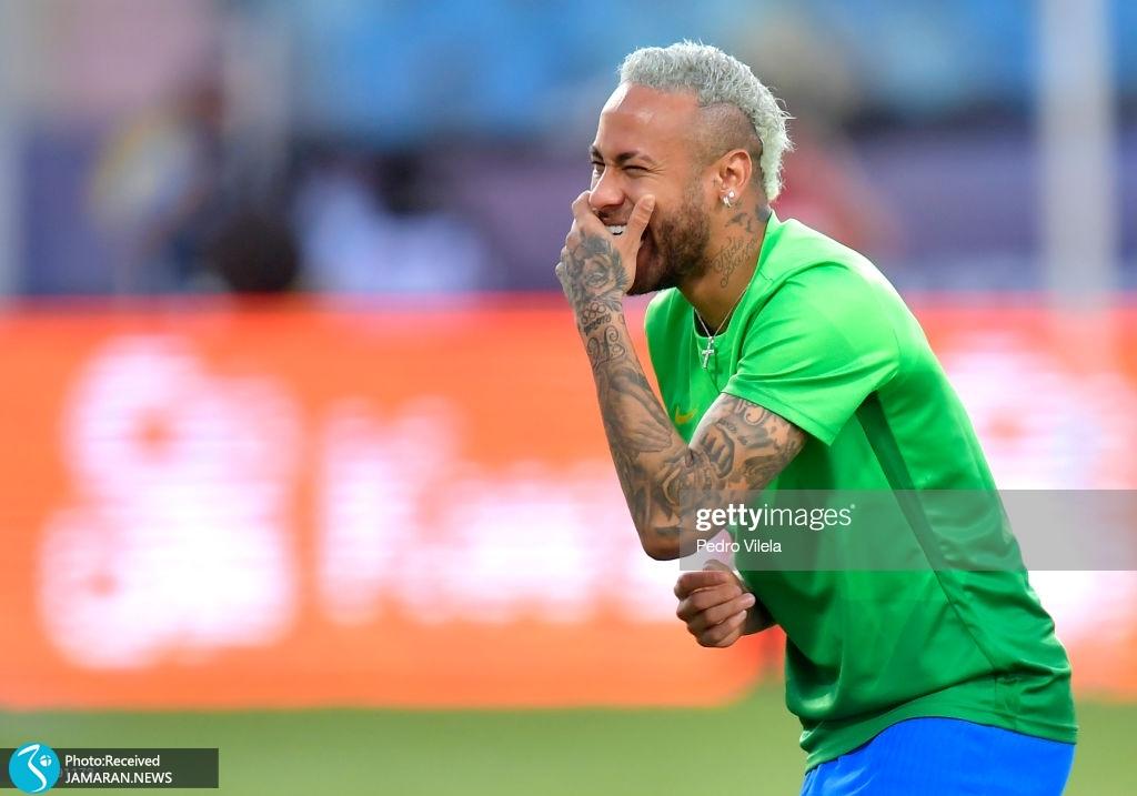 یورو ۲۰۲۰ فوتبال برزیل و اکوادور