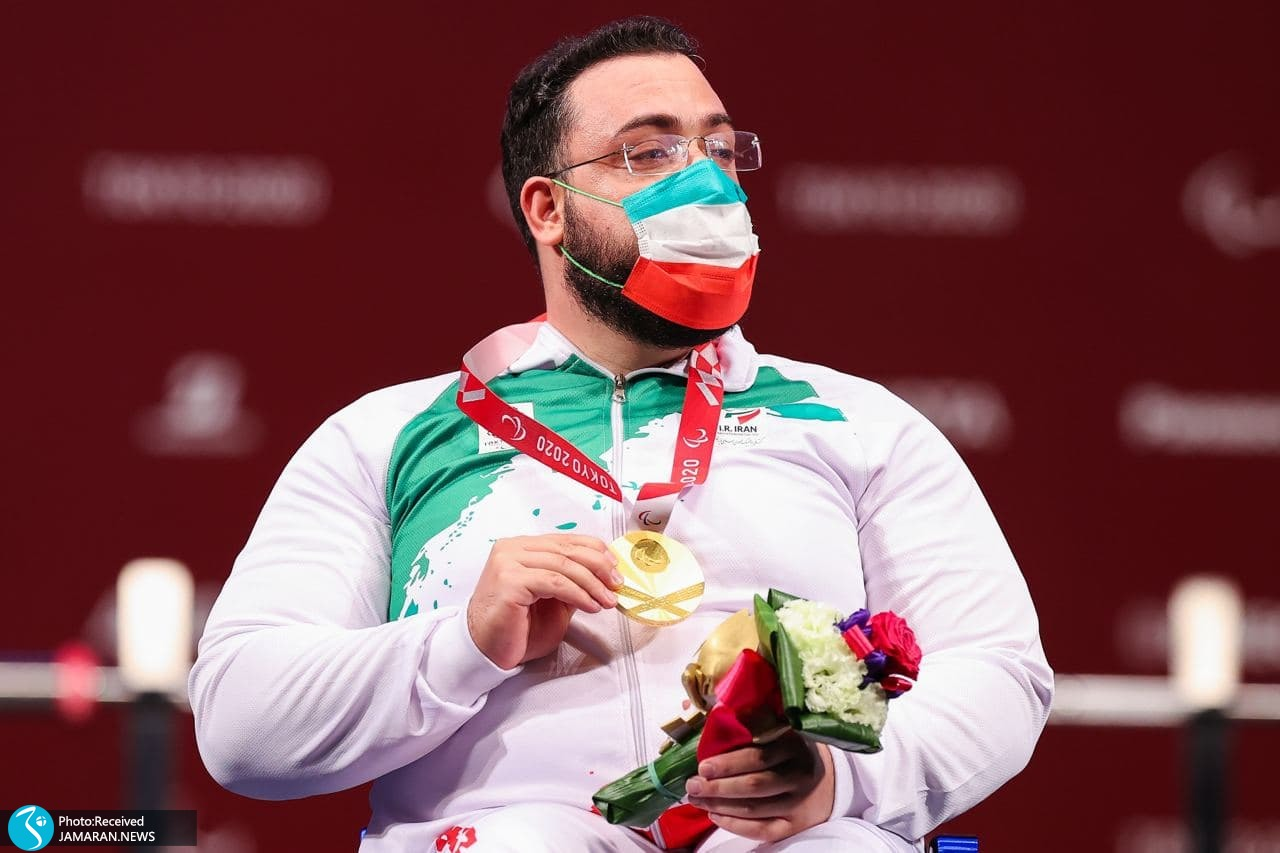 وزنه برداری پارالمپیک 2020- روح الله رستمی