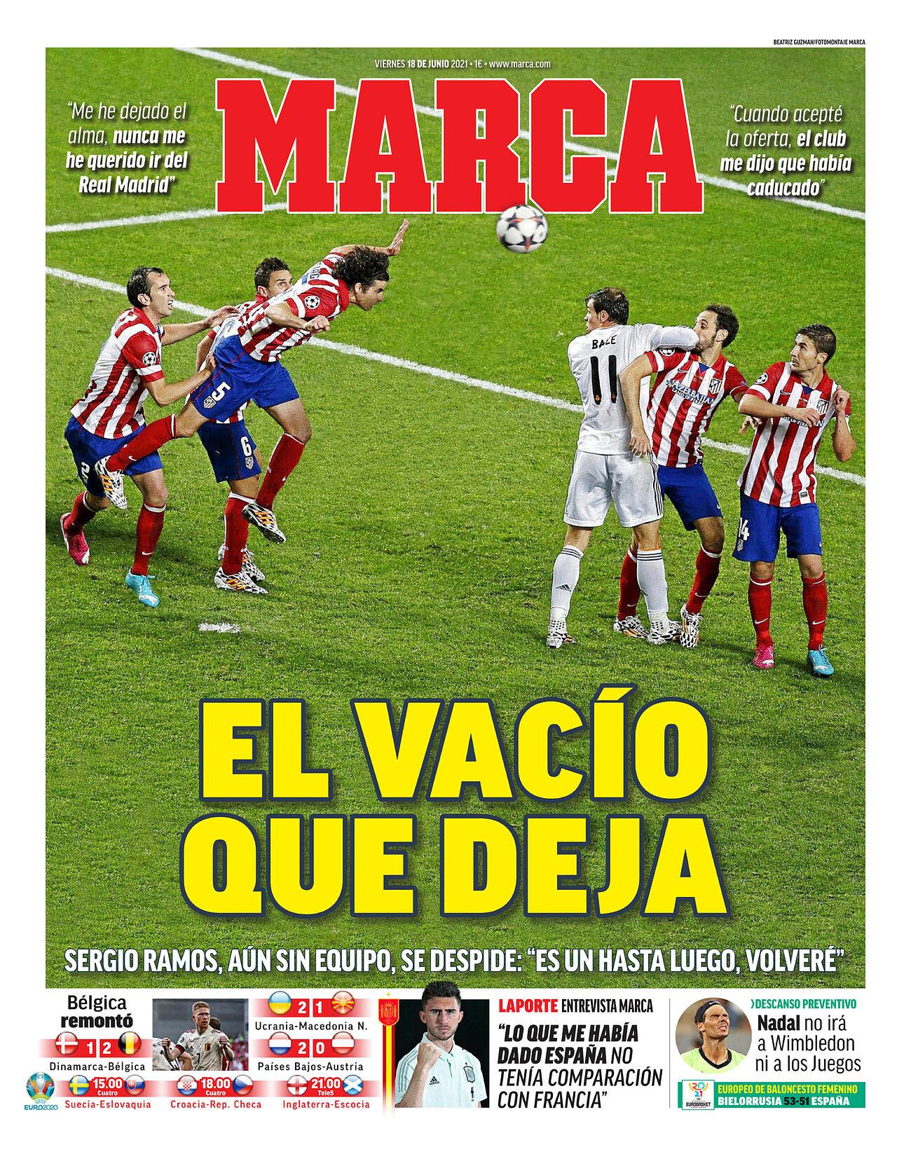 روزنامه های اسپانیایی