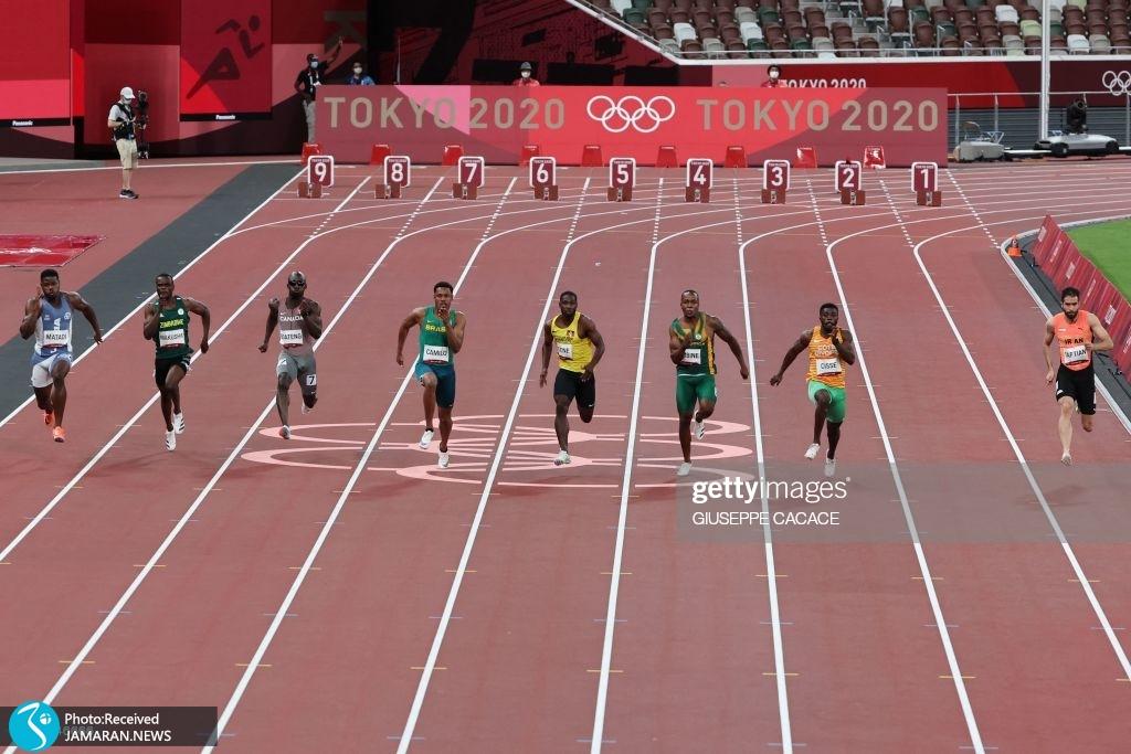 تصاویر منتخب المپیکی روز نهم حسن تفتیان