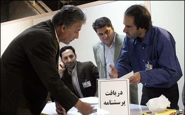 ثبت نام ناصر حجازی در انتخابات ریاست جمهوری