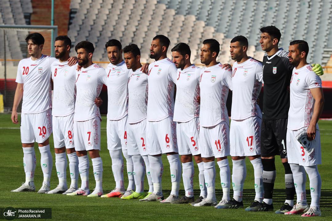 تیم ملی فوتبال ایران ایران و سوریه