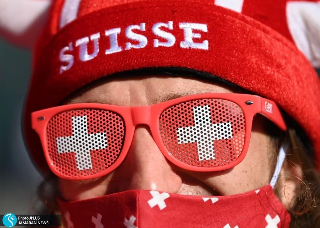 یورو 2020 - سوئیس و اسپانیا