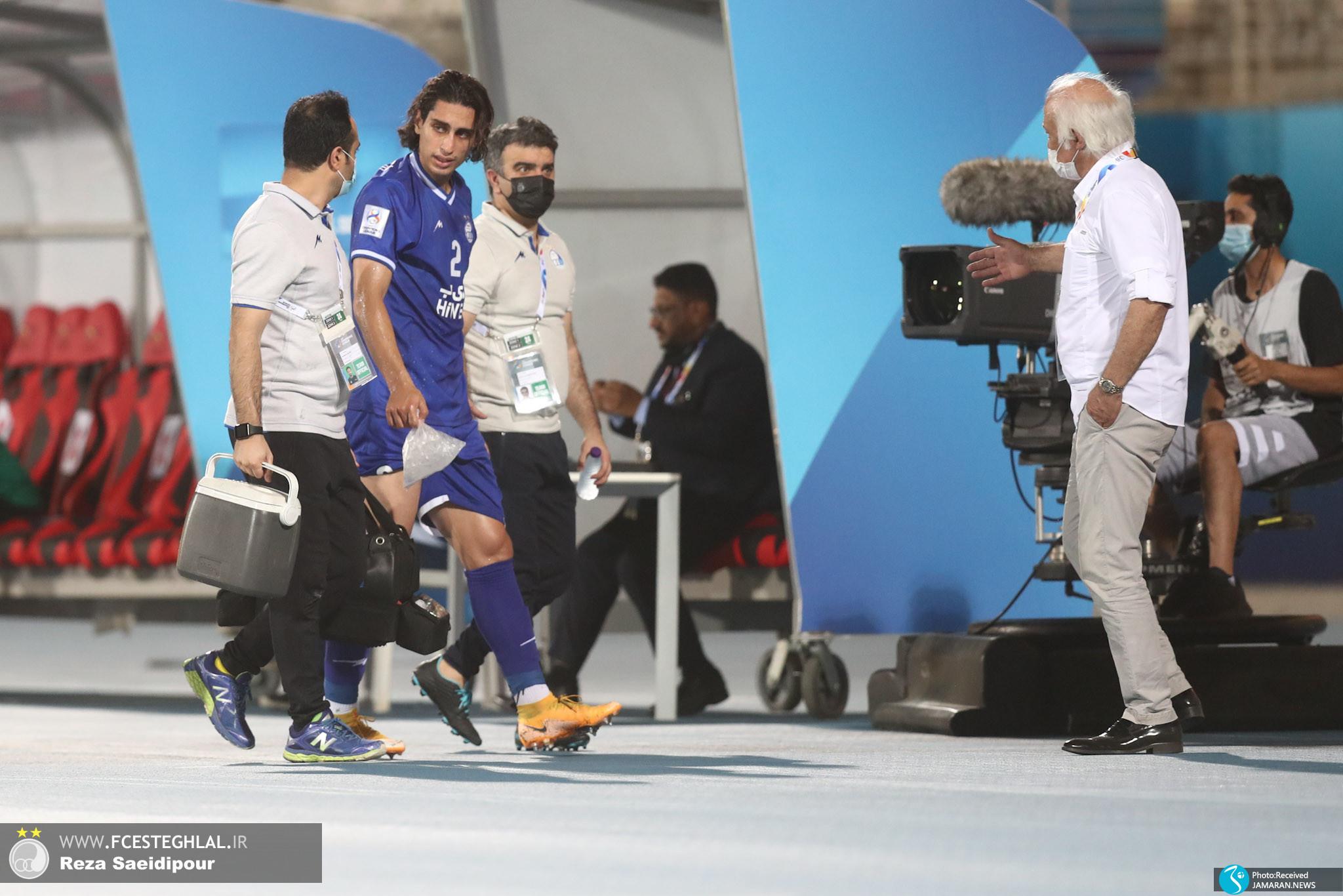 لیگ قهرمانان آسیا استقلال الدحیل قطر محمد نادری