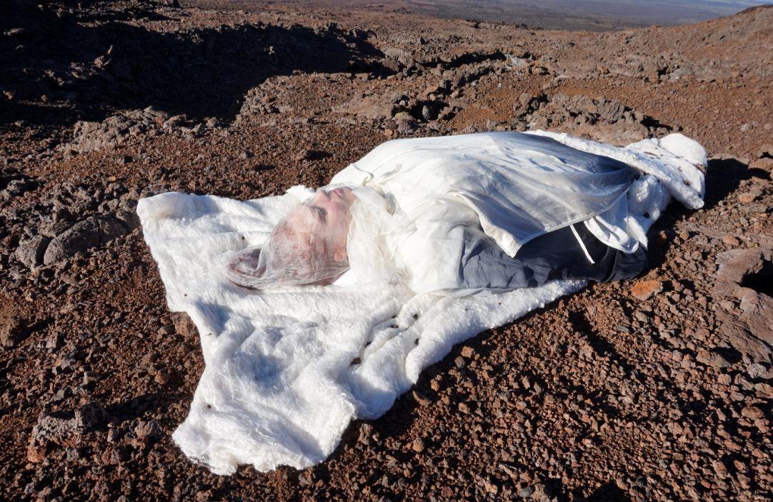 اجساد در فضا