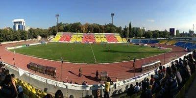 ورزشگاه تاجیکستان