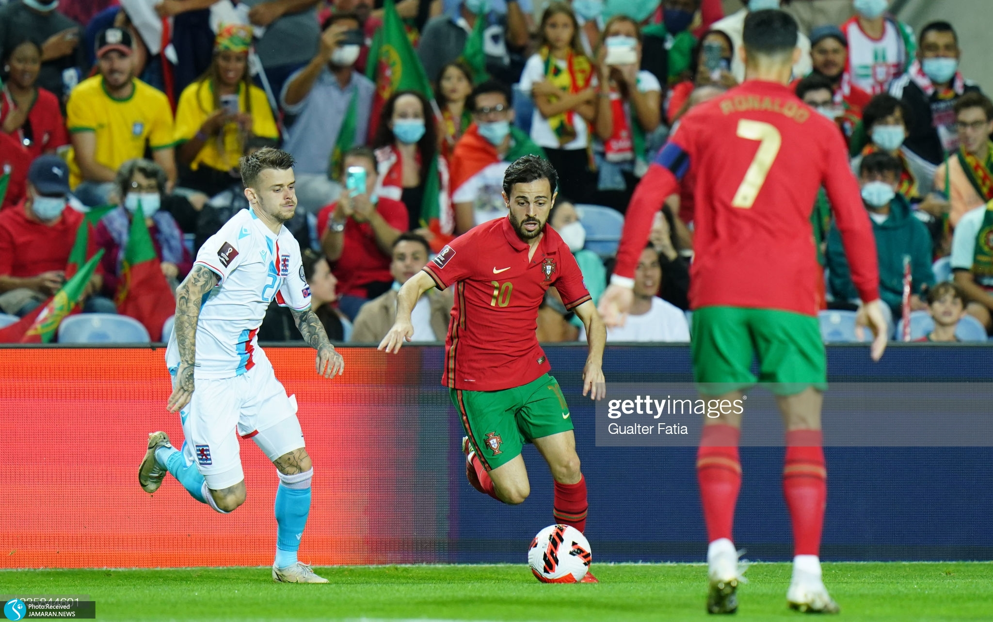 انتخابی جام جهانی - پرتغال - لوکزامبورگ