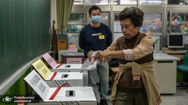 انتخابات تایوان