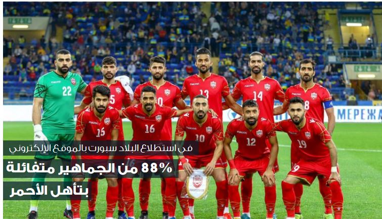 رای جالب هواداران بحرینی به صعود ایران به جام جهانی