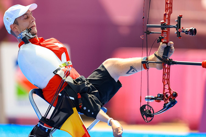 ورزشکاران پارالمپیک