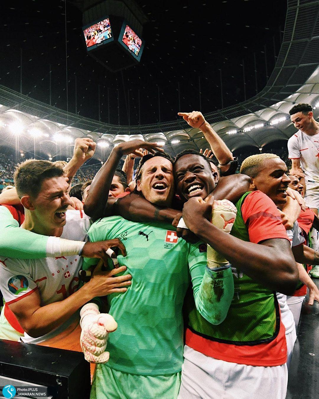 گزارش تصویری از یورو ۲۰۲۰