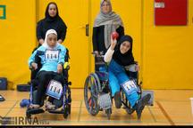 تجهیزات ورزشی جانبازان و معلولان در ایران بومی سازی شد