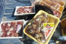کشف ۲۳۲کیلو گوشت خوک در کرج