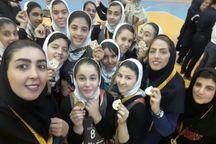 دختران آذربایجان غربی قهرمان والیبال نوجوانان کشور شدند