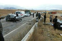 طی 23 روز اخیر 353 فقره تصادف در جاده های زنجان رخ داد