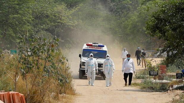 دولت هند عامل بحران و شیوع وحشتناک کرونا در این کشور است