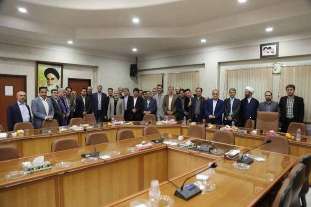 اعضای هیات اجرایی انتخابات مجلس در بافق تعیین شدند
