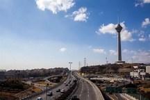 هوای تهران با شاخص 62 سالم است