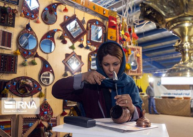 ارایه ۴۰ هزار نفر ساعت آموزش به هنرجویان صنایع دستی قزوین