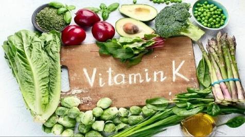 در چه غذاهایی ویتامین k وجود دارد؟