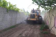از 27 مورد ساخت و ساز غیرمجاز در شمیرانات پیشگیری شد
