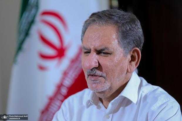 افشاگری جهانگیری از بدعهدی کشورهای دوست ایران در تحریم های آمریکا