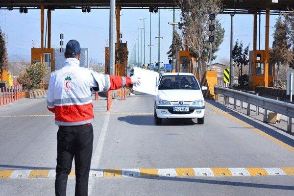 ورودی و خروجیهای شهر اهواز تحت کنترل شدید است