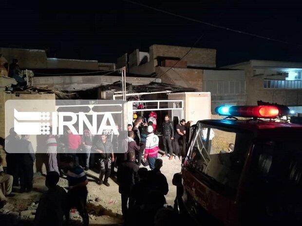 تعداد مصدومان حادثه آتش سوزی خرامه افزایش یافت
