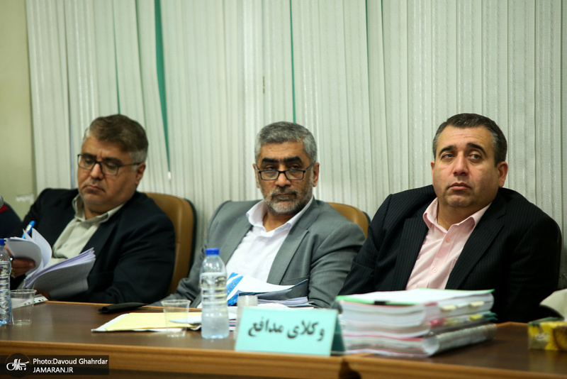 پنجمین جلسه دادگاه رسیدگی به اتهامات علی دیواندری و 8 متهم دیگر