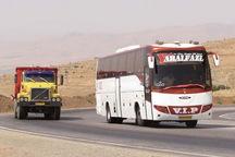 323 هزار مسافر توسط ناوگان حمل و نقل جاده ای فارس جابه جا شد