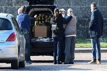 شمار جان باختگان کرونا در ایتالیا به3هزار و مبتلایان به35713 نفر رسید