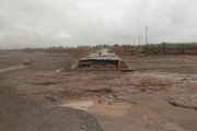 راه ارتباطی چهار روستای کلات در خراسان رضوی مسدود شد